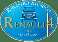 Registro storico Renault4